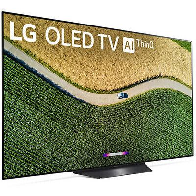 """LG OLED77B9PUA 77"""" 4K Smart OLED TV ThinQ 2019 OLED77B9P - BUNDLE INCLUDED"""