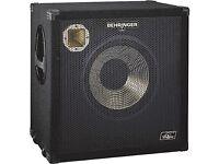 "Behringer Ultrabass BA115 15"" bass speaker"