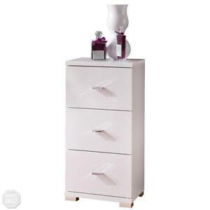 badezimmerschrank mit schubladen. Black Bedroom Furniture Sets. Home Design Ideas