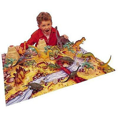 Animal Planets Big Tub Of Dinosaurs  40  Piece Set
