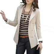 Womens Long Blazer