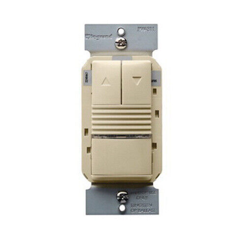 Wattstopper PW311LA PIR Dimmable Wall Switch Occupancy Sensor 120/277 LT almond