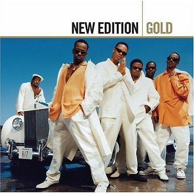 New Edition   Gold  New Cd  New Edition   Gold  New Cd  Remastered