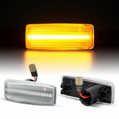 LED SEITENBLINKER für MERCEDES W201 | W202 | S202 | W124 | S124 | KLARGLAS 7241