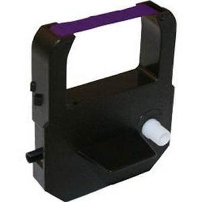 Compumatic Mp550 Time Clock Ribbon Cartridge Purple Ink