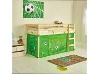 Cabin Bed Football Tent (Tent only) £10 In Excellent Condition. Collection From CO15 2NA