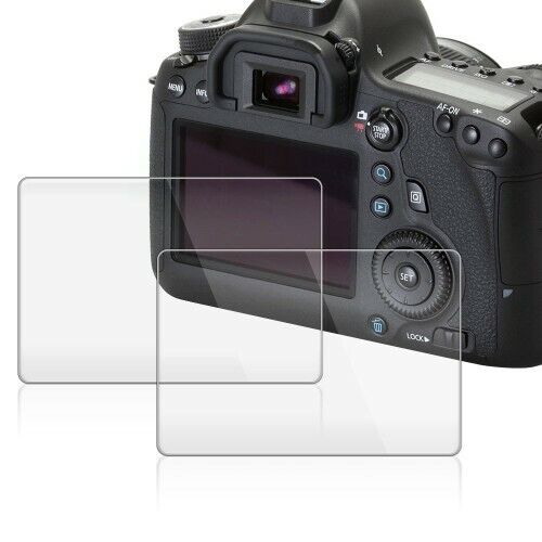 Tempered Glass Protector for Canon 1200D 1300D 1500D 2000D Rebel T5 T6 T7 Kiss X