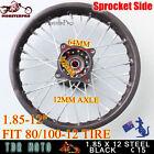 Rims Black Motorcycle Wheels and Rims