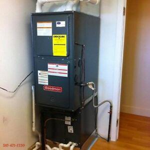 ENERGY STAR Air Conditioners & Furnaces - Edmonton