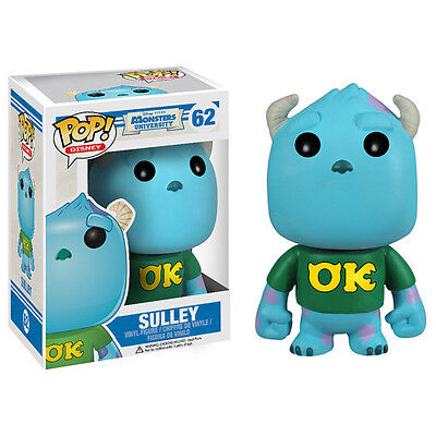 Sulley - Monsters University Disney Inc Funko Pop Vinyl Figure! on Rummage