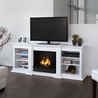 Wanted fireplace tv stand