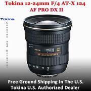 Tokina 12-24 Canon