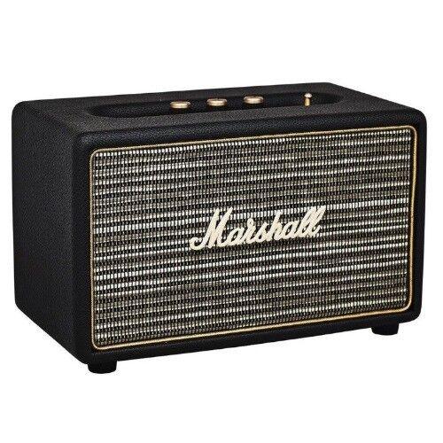 Marshall Acton Wireless Bluetooth Speaker System - Black