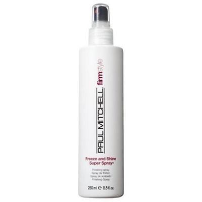 Shine Spray - Paul Mitchell Freeze and Shine Super Spray 8.5 oz ( scuffed)
