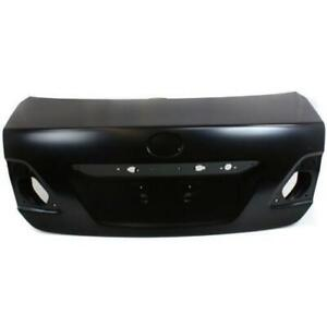 2009-2010 Toyota Corolla Trunk Lid With Keyless Entry