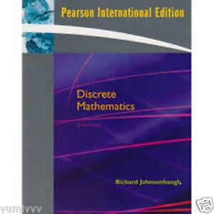 discrete mathematics 7th edition richard johnsonbaugh pdf