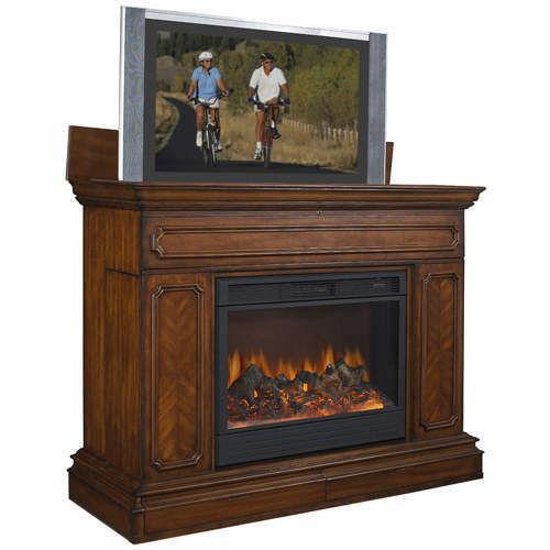 Tv Stand With Fireplace Ebay