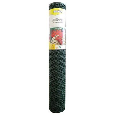 Tenax 090786 Poultry Fence, Green ()