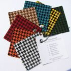 Upholstery Houndstooth Fabric