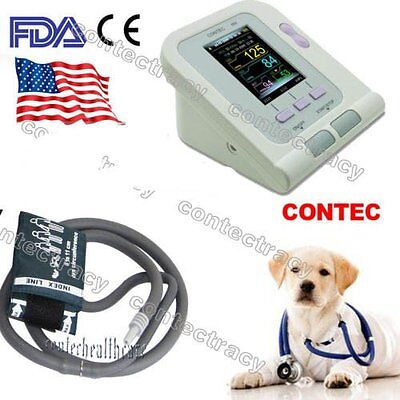 Us Veterinary Vet Digital Blood Pressure Hrnibp Monitor Vet Nibp Monitor.contec