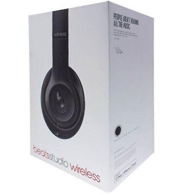 Beats Dr. Dre Studio 2.0 Wireless Over the Ear Headphones Wireless Matte Black