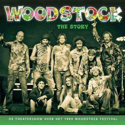 Woodstock The Story Live - Woodstock The Story (2013, Cd Neu) 0