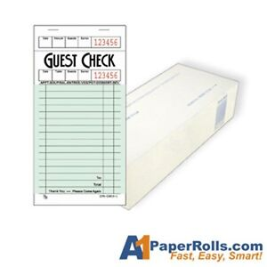 Case-of-5-000-A1G3616-1-Green-Single-Page-Guest-Checks