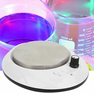 3000 Rpm Magnetic Stirrer Mixer Machine Heating Hot Plate Laboratory 100-240v
