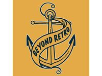 Sales & Operations Manager at Beyond Retro