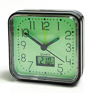 Glow Alarm Clock Ebay
