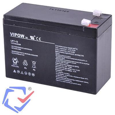 Batería de Movilidad 12V 7Ah Para silla de ruedas eléctrica Gel Pila...