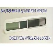 Bayliner Window