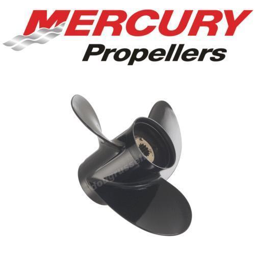 Mercury 40 hp prop ebay for Best prop for 25 hp yamaha 2 stroke