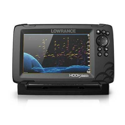 Lowrance HOOK Reveal 7x Fishfinder w/SplitShot Transducer 000-15514-001