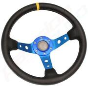 Sports Car Steering Wheel