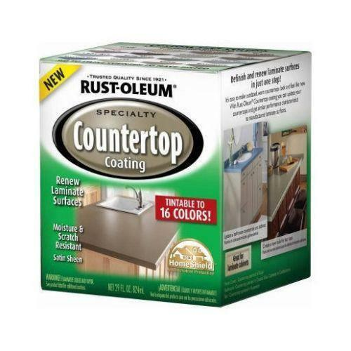 Giani Countertop Paint Vs Rustoleum : Rustoleum Countertop: Paints & Varnishes eBay