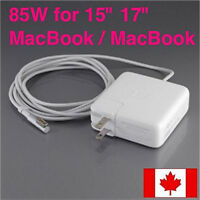 85W Magsafe Adapter Charger Chargeur Macbook pro air A1150 A1151