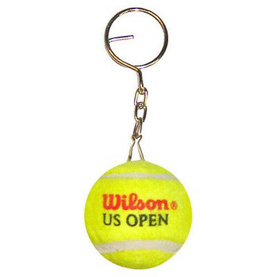 Wilson Tennisball Schlüsselanhänger, Key Ring US Open