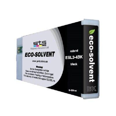 Roland Eco-sol Max 220ml Black