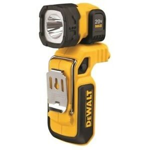 Dewalt Dcl044 20v Max Led Hand Held Worklight Tool Only