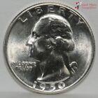 Uncirculated Silver 1950 Washington Quarters (1932-1998)