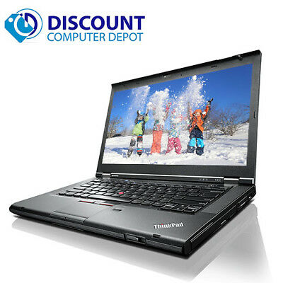 "Lenovo Thinkpad T430 14.1"" Laptop Computer Windows 10 PC i5 2.6GHz 4GB 320GB"