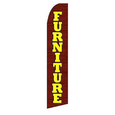 Furniture Swooper Flutter Feather Bow Blade Banner Flag Only Sign