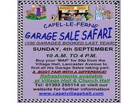 Garage Sale Safari