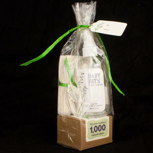 Baby Bits Wipes Solution Gift Set