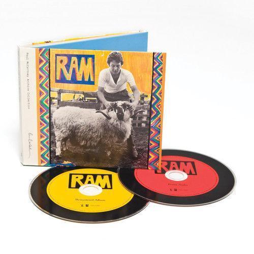 paul mccartney ram cd ebay
