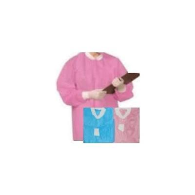 House Brand Ic534 Lab Jackets Pink Small 10bag