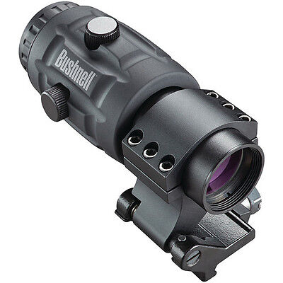 2018 Bushnell  3x MAG AR Optics Transition Magnifier 731304 Flip To Side