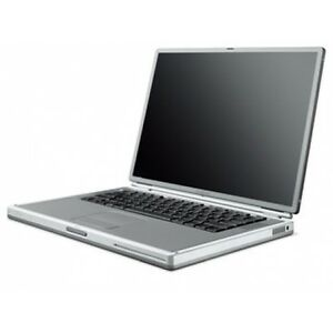 PowerBook G4 - 667 Mhz - 512 Mb - 80 Gb - DVD