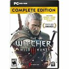 PC The Witcher 3: Wild Hunt Video Games